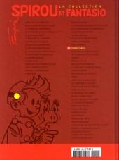 Verso de Spirou et Fantasio - La collection (Cobra) -26- Tembo tabou