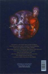 Verso de Star Wars - le cycle de Thrawn (Delcourt) -4- L'ultime commandement - Volume 1