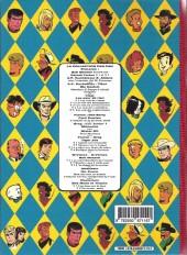 Verso de Ric Hochet -HS9- Enigmes 2