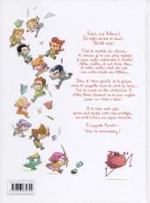 Verso de Ernest & Rebecca -5- L'école des bêtises
