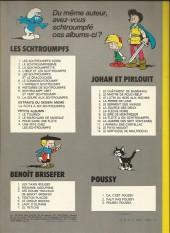 Verso de Benoît Brisefer -6a1980- Lady d'Olphine