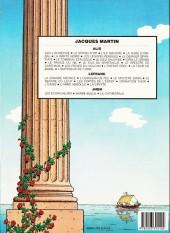 Verso de Alix -1b1985- Alix l'Intrépide