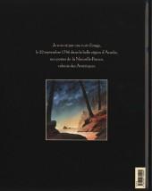 Verso de Canoë Bay -a2011- Canoë bay