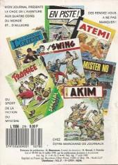 Verso de Capt'ain Swing! (1re série) -278- Cour martiale
