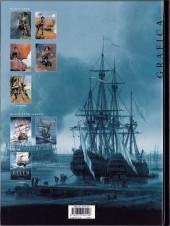 Verso de Black Crow -HS2- Black Crow raconte La Boussole & L'Astrolabe - L'Expédition de La Pérouse