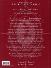 Verso de Monsieur Mardi-Gras Descendres -2- Le Télescope de Charon