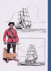 Verso de Barbe-Rouge -1TT- Le démon des Caraïbes
