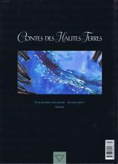 Verso de Contes des hautes terres -1- La longue nuit