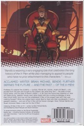 Verso de All-New X-Men (Marvel comics - 2012) -INT02- Here to stay
