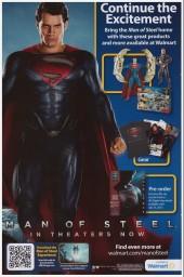 Verso de Batman/Superman (2013) -1- Crossworld