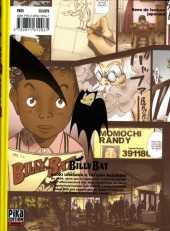 Verso de Billy Bat -8- Volume 8