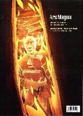 Verso de Ars Magna -2- Transmutations