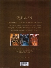 Verso de Qumran -3- Livre III
