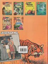 Verso de La vache -6- Les tigres de papier