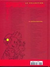 Verso de Spirou et Fantasio - La collection (Cobra) -27- Le Gri-Gri du Niokolo-Koba