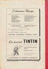 Verso de (Recueil) Tintin (Album du journal - Édition belge) -36- Tome 36