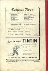 Verso de (Recueil) Tintin (Album du journal - Édition belge) -42- Tome 42