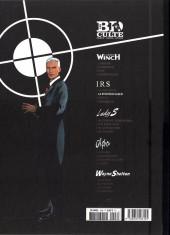 Verso de I.R.$. (Le Figaro) -2- La stratégie Hagen