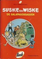 Verso de Bob et Bobette (Publicitaire) -Da13- Les gaz Galapagos