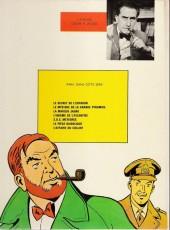 Verso de Blake et Mortimer (Historique) -8b1972- Le Piège diabolique