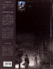 Verso de Paris Maléfices -1- La Malédiction de la tour Saint-Jacques