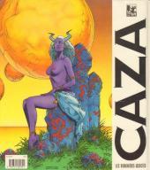 Verso de (AUT) Caza -1988- Chimères