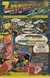 Verso de Warlock Chronicles (The) (1993) -2- Rescue