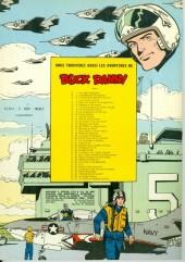 Verso de Buck Danny -5c1973- Dans les griffes du Dragon Noir