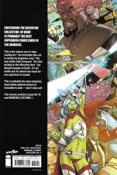 Verso de Invincible: The Ultimate Collection (2003) -INT06- Volume 6