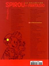 Verso de Spirou et Fantasio - La collection (Cobra) -28- Du cidre pour les étoiles