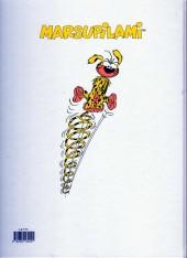 Verso de Marsupilami -7c- L'or de boavista