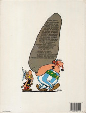Verso de Astérix -14a85- Astérix en Hispanie