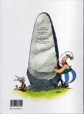 Verso de Astérix (en langues régionales) -15Créole- La zizanni