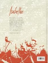 Verso de Isabellae -2- Une mer de cadavres