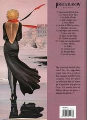 Verso de Jessica Blandy -2a1999- La maison du Dr Zack