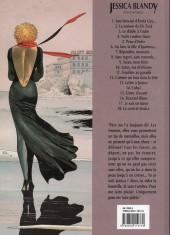 Verso de Jessica Blandy -3b2001- Le diable à l'aube
