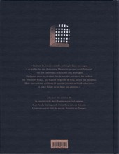 Verso de Paco Les Mains Rouges -1- La grande terre