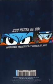 Verso de Mickey Parade Géant Hors-série / collector -1HS01- Les Ultrahéros