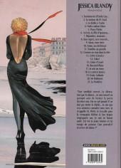 Verso de Jessica Blandy -12a2003- Comme un trou dans la tête