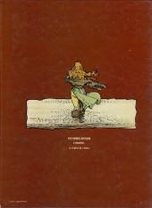 Verso de La quête de l'oiseau du temps -1a1983- La conque de Ramor