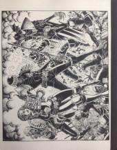 Verso de (AUT) Adams, Arthur -11- Arthur Adams Sketchbook XI