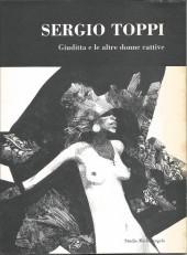 Verso de Giuditta e le altre donne cattive - Tome 1