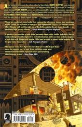 Verso de Fear Agent (2005) -INT05- I against I