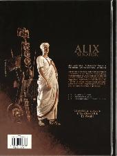 Verso de Alix Senator -2- Le Dernier Pharaon