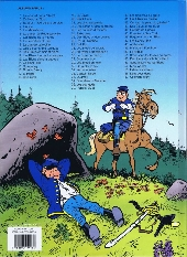 Verso de Les tuniques Bleues -57- Colorado story