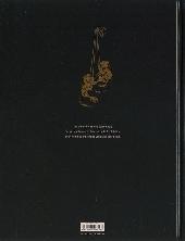 Verso de Blue Note -1- Les Dernières Heures de la Prohibition