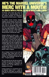 Verso de Deadpool (2008) -INT1- The Complete Collection volume 1
