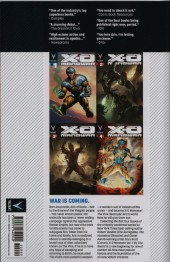 Verso de X-O Manowar (2012) -INT01- By the sword