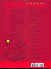 Verso de Spirou et Fantasio - La collection (Cobra) -29- L'Ankou