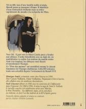 Verso de Saint Benoît (Gloesner) - L'âme de l'Europe